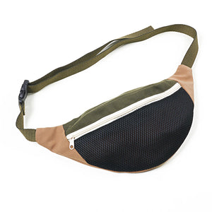 Mesh Potato Fanny Pack