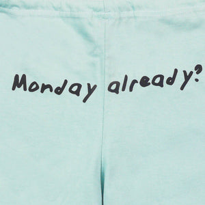 Monday Already Girls Shorts