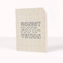 Load image into Gallery viewer, Monday Go Away Notebook Set