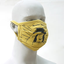 Load image into Gallery viewer, Monday Mustard Washable Face Mask