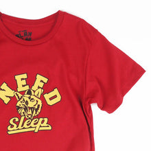 Load image into Gallery viewer, Need Sleep Girls Tee