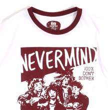 Load image into Gallery viewer, Nevermind Girls Tee