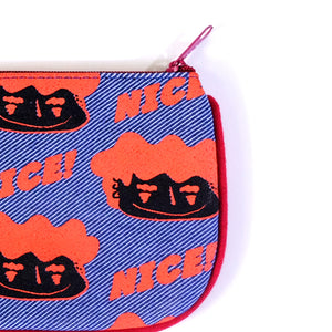Nice Pattern Coin Purse