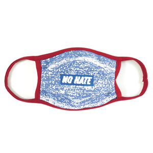 No Hate Washable Face Mask