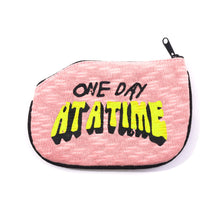 Load image into Gallery viewer, One Day At A Time Coin Purse