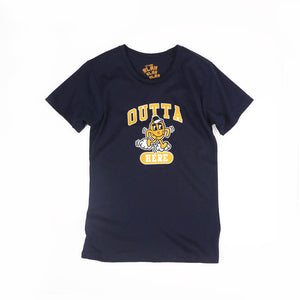 Outta Here Girls Tee