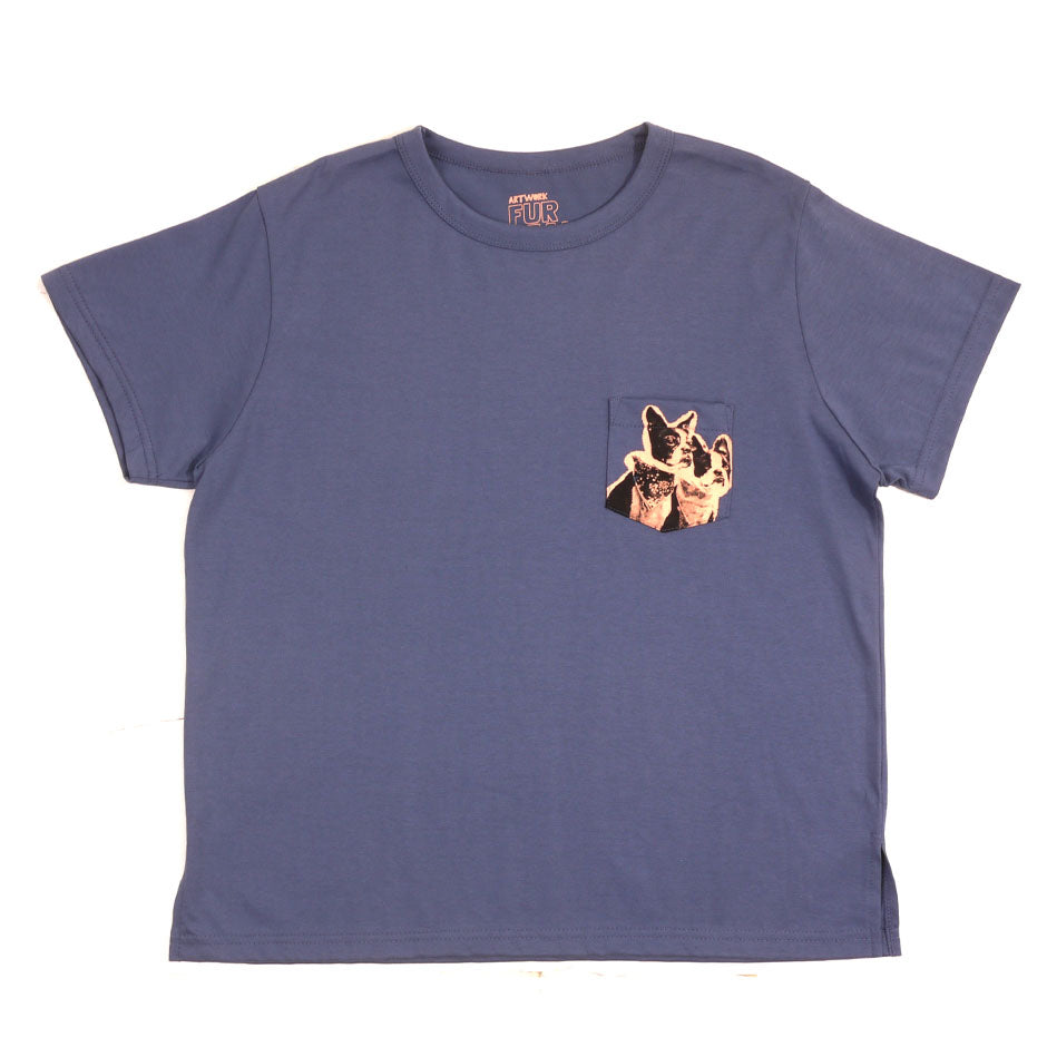 Partners In Crime Girls Pocket Tee