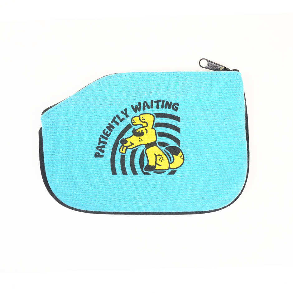 Patiently Waiting Coin Purse