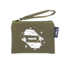 Load image into Gallery viewer, Pisces Zodiac Pouch Set