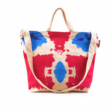 Load image into Gallery viewer, Tiedye 2 Sling Tote Bag
