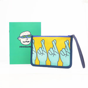 Problem Notebook and Pouch Set
