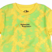Load image into Gallery viewer, Radiating Positivity Girls Tee