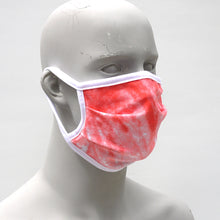 Load image into Gallery viewer, Red Washable Face Mask
