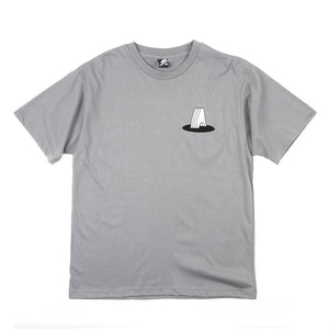 Small 3A Art Gray Guys Tee
