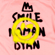 Load image into Gallery viewer, Smile Naman Dyan Pink Guys Tee