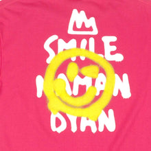 Load image into Gallery viewer, Smile Naman Dyan Fuchsia Guys Tee
