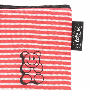 Smiley Bear Gadget Pouch