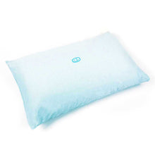 Load image into Gallery viewer, Smiley Wink Lt. Blue 2 Pc. Bed Pillowcase