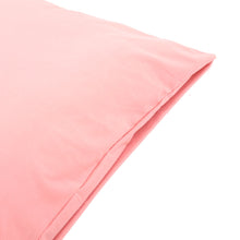 Load image into Gallery viewer, Smiley Wink Pink 2 Pc. Bed Pillowcase