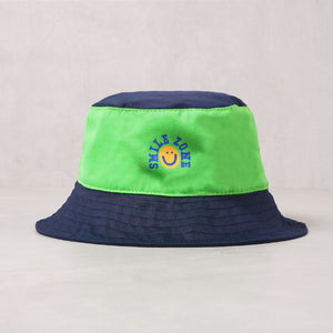 Smile Zone Bucket Hat