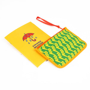 Strange Weather Notebook and Pouch Set