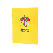 Load image into Gallery viewer, Strange Weather Notebook and Pouch Set