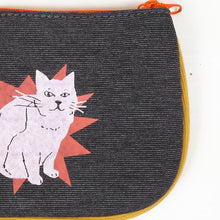 Load image into Gallery viewer, Tada Cat Coin Purse