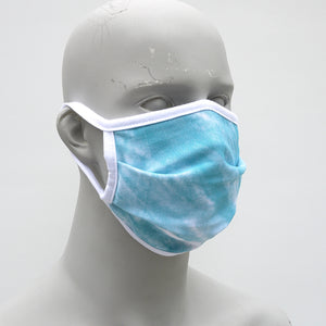 Teal Washable Face Mask