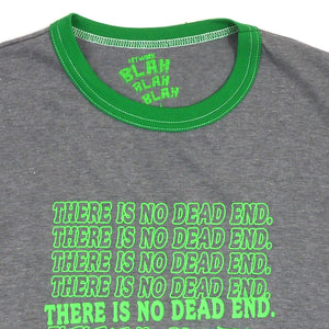 No Dead End Girls Ringer Tee