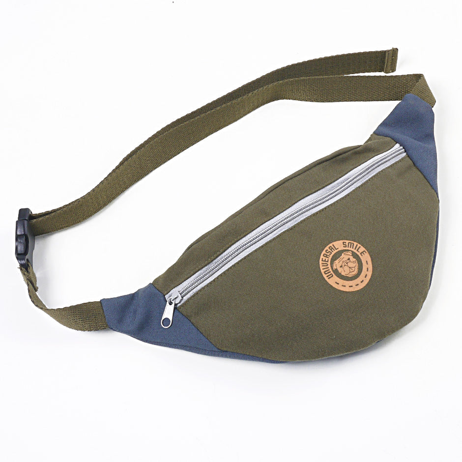 Universal Smile Fanny Pack