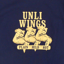 Load image into Gallery viewer, Unli Wings Girls Tee