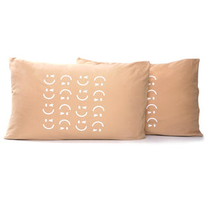 Upside Down 2 Pc. Bed Pillowcase