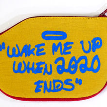 Load image into Gallery viewer, Wake Me Up Coin Purse