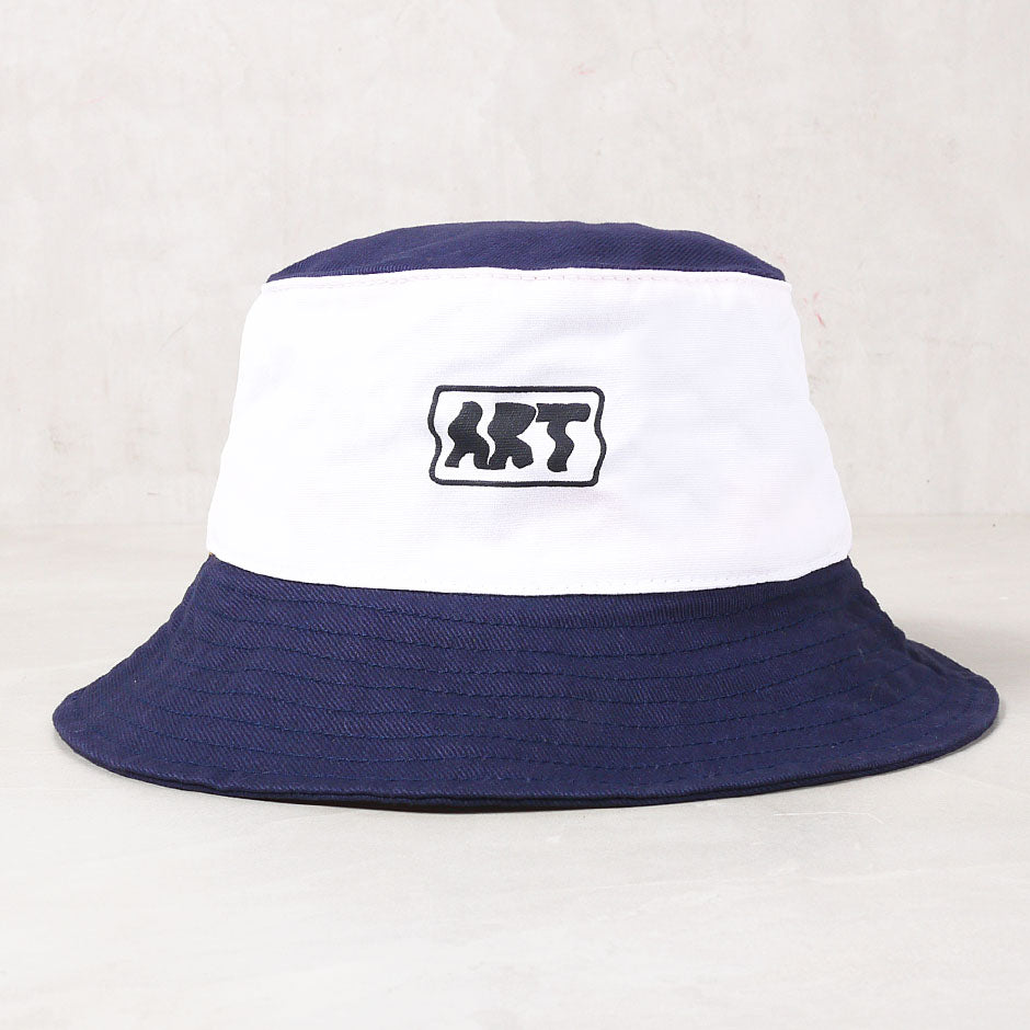 Warp Art Bucket Hat