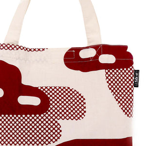 Wave Clouds Tote Bag