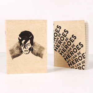 We Can Be Heroes Notebook Set