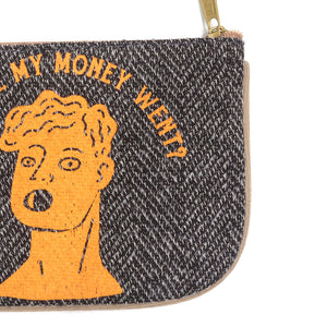 Where My Money Went Coin Purse