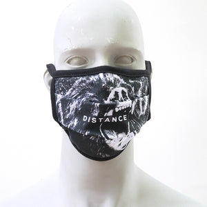 Wild Distance Washable Face Mask