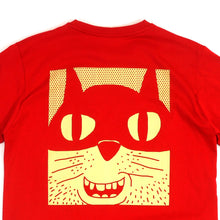 Load image into Gallery viewer, Yellow Cat Guys Tee
