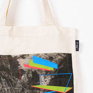 Artwork x Zean Cabangis for Art Fair PH Tote