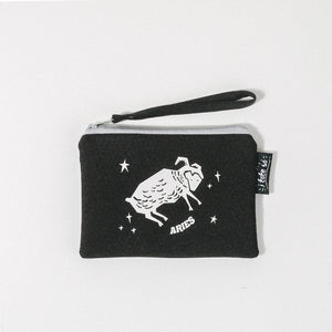 Aries Zodiac Pouch Set