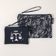 Load image into Gallery viewer, Libra Zodiac Pouch Set