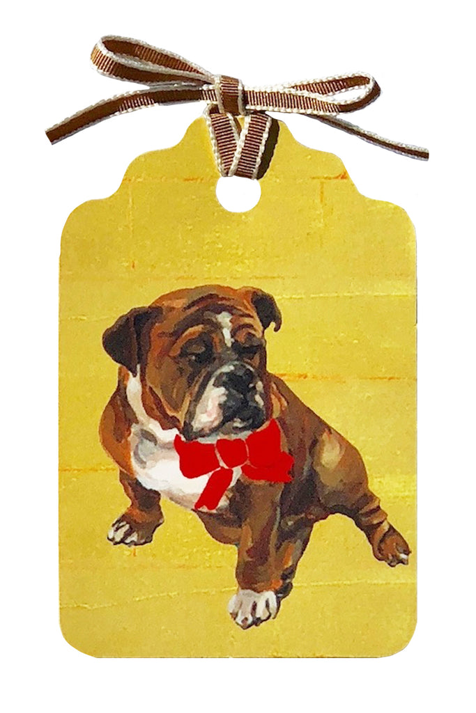 """Henry"" Gift Tag"