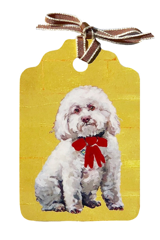 """Utley"" Gift Tag"