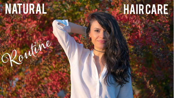 Capelli Fini e Sottili Natural HAIR CARE ROUTINE per Capelli Voluminosi