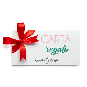Gift Card - Carta Regalo Beautilicious Delights