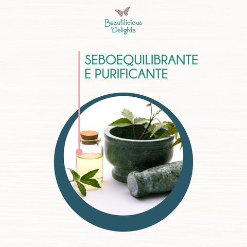 Image of Shampoo Scrub Dermopurificante all'AMLA METHI NEEM - Beautilicious Delights