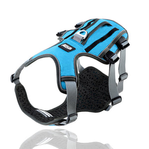 NO-PULL REFLECTIVE HARNESS