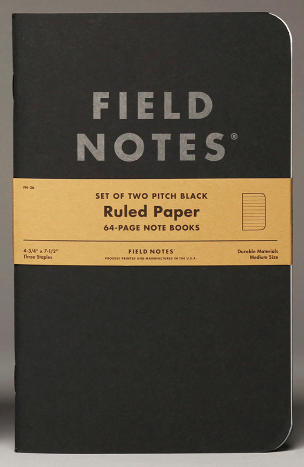 Field Notes Clandestine Note Book