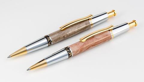 KiNG Designs His & Hers Pen Set